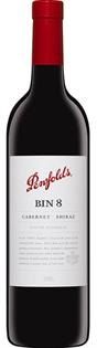 Penfolds Cabernet Shiraz Bin 8 2013 750ml